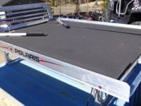 11' Telescoping Ramp Slide Track w/Ski Tie down Let's