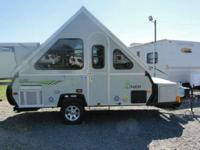 2000 LBS.; OFF ROAD PACKAGE Travel Trailers