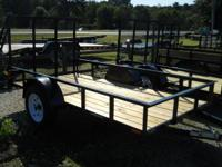 2014 American 3512 3512 This is a 5x12 3500 lb axle 15""