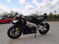 Make: Aprilia Model: Other Mileage: 1,550 Mi Year: