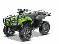 Make: Arctic Cat Year: 2014 Condition: New Save $1,500