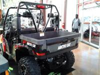Make: Arctic Cat Year: 2014 Condition: New THE