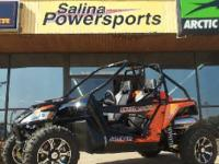 Make: Arctic Cat Mileage: 1 Mi Year: 2014 Condition: