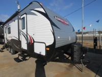 2014 DUTCHMEN ASPEN TRAIL 2390RKS - REAR KITCHEN,