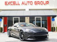 Introducing the 2014 Aston Martin Vanquish powered by