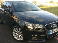 Full service history, Excellent bodywork, Black Part