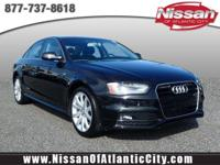 Come see this 2014 Audi A4 Premium. Its Variable