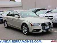 Audi FEVER! Your lucky day!   This handsome 2014 Audi