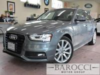 Options:  2014 Audi A4 2.0T Premium 4Dr Sedan|Automatic