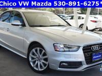 *Audi MMI Navigation Package*S Line Style Package*Cold