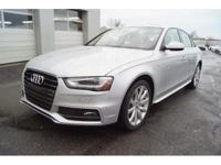 This 2014 Audi A4 2.0T Quattro Premium is a great