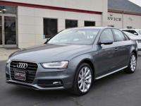 ** 2014 ** Audi ** A4 ** Quattro ** ONLY 25,686 Miles