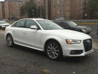 Check out this 2014 Audi A4 Premium Plus. Its Automatic