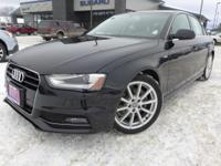 Options:  2014 Audi A4 2.0T Premium Plus|Black|10