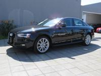 8-Speed Automatic with Tiptronic, quattro, and Black