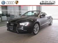 Recent Arrival! 2014 Audi A5 Premium Moonlight Blue