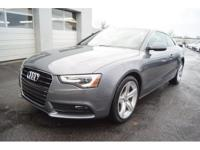 You'll love getting behind the wheel of this 2014 Audi