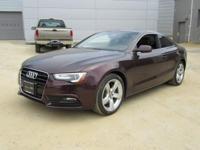 Recent Arrival! 2014 Audi A5 2.0T Premium Plus Shiraz