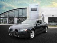 2014 Audi A5 2.0T Premium Plus Moonlight Blue