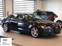 Check out this gently-driven 2014 Audi A6 we recently