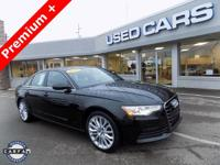 2014 Audi A6 2.0T Premium Plus! ** ACCIDENT FREE CARFAX