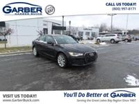 Introducing the 2014 Audi A6 2.0T Premium! Featuring a