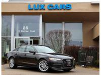 One owner super loaded 2014 audi a6 tdi diesel premium
