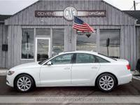 Ibis white a6 premium plus quattro tdi . Options on