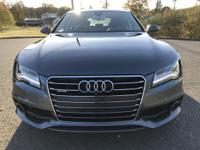 2014 Audi A7 3.0T Super Charged. This vehicle is