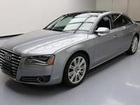 2014 Audi A8 with 3.0L Supercharged V6 Engine,Leather