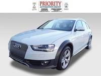 For a top driving experience, check out this 2014 Audi