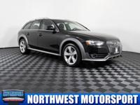 One Owner Clean Carfax Wagon with Navigation!  Options: