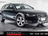 This outstanding example of a 2014 Audi allroad 4dr Wgn