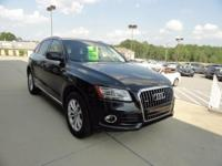 We are excited to offer this 2014 Audi Q5. Drive home