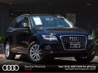 2014 Audi Q5 Brilliant Black with Pistachio beige