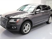This awesome 2014 Audi Q5 4x4 comes loaded with the