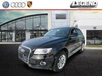2014 Audi Q5 2.0T Premium Black 2.0L I4 TFSI Direct