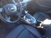 Options:  Premium Plus Package Audi Guard Cargo Mat Ice