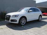 Audi Certified, 4D Sport Utility, 2.0L I4 TFSI Direct