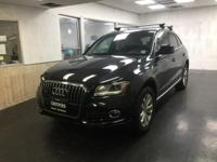 Looking for a clean, well-cared for 2014 Audi Q5? This