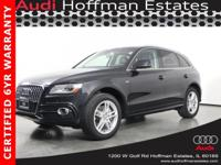 MSRP $51,195-- AUDI CERTIFIED 5YR UNLIMITED MILEAGE
