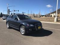This 2014 Audi Q5 is the turbocharged diesel SUV you