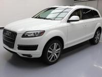 2014 Audi Q7 with 3.0L Turbocharged Diesel V6