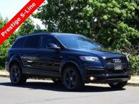 1-OWNER CLEAN TITLE, CARFAX CERTIFIED 2014 AUDI Q7