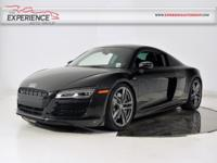2014 Audi R8 5.2 V10 Coupe quattro S-Tronic AWD