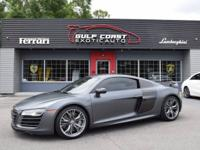 2014 Audi R8 V10 Plus now on consignment through Gulf