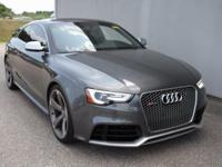 ARRE Audi RS5! Drive this home today! ****CLEAN ONE