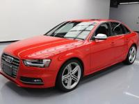 2014 Audi S4 with 3.0L Supercharged V6 Engine,S-Tronic