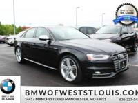 Embrace driving perfection with our 2014 Audi S4