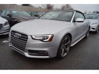 Don't miss out on this 2014 Audi S5 3.0T Quattro